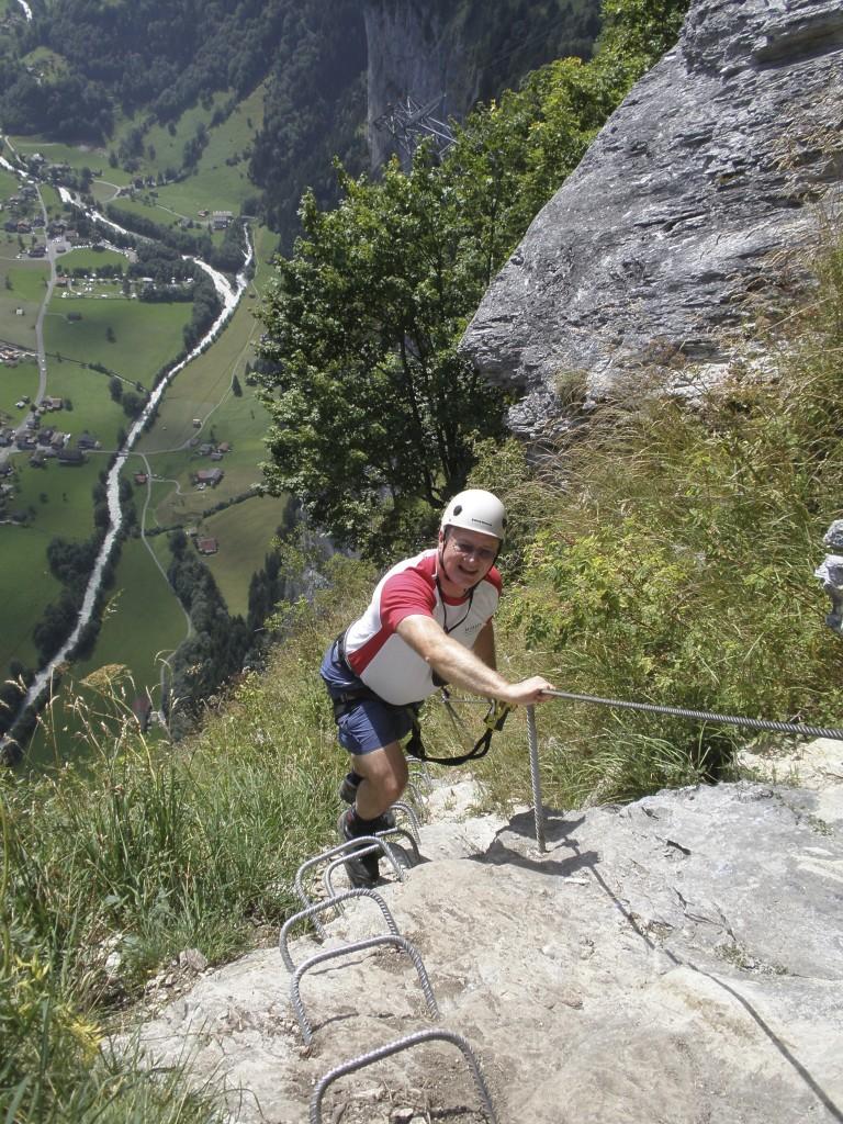 Accelerating Climb